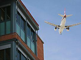 El TSJ de Madrid ejecuta la sentencia del Tribunal Supremo sobre el ruido provocado por los vuelos de Barajas en una urbanización