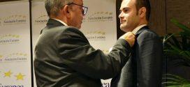 La firma Geijo y Miranda Abogados, miembro de Legal Touch, galardonado con la medalla europea al mérito en el trabajo
