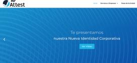 La firma PKF Attest renueva su imagen corporativa para reforzar su estrategia digital