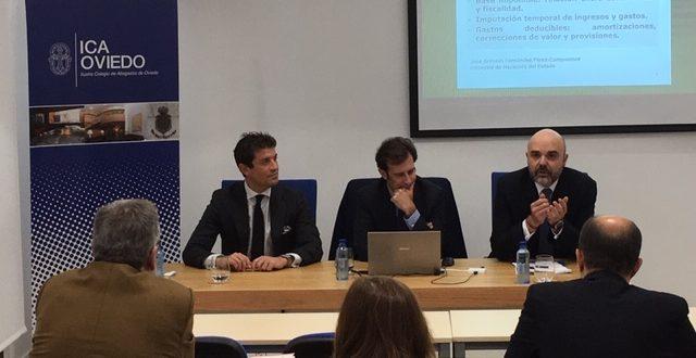 """El Centro de Estudios del ICA Oviedo, en colaboración con ISDE, presentan el """"I Curso Práctico sobre el Impuesto de Sociedades"""""""