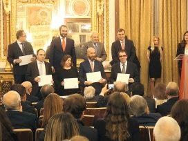 Gala del 25 Aniversario de Economits & Jurist, y presentación de Global Economist & Jurist, ciencia, innovación y humanización