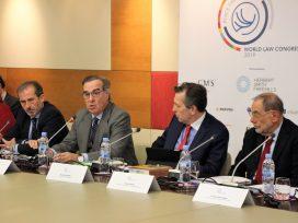 El ICAM estará en primera línea del World Law Congress