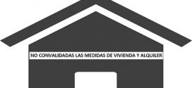 El Congreso  de los Diputados vota en contra de la convalidación del Real Decreto-Ley en materia de vivienda y alquiler