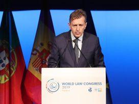 El jurista Javier Cremades se convierte en el primer español en asumir la presidencia de la World Jurist Association