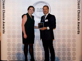 Íñigo Rodríguez-Sastre recibe por segundo año consecutivo el premio Client Choice al mejor abogado de Arbitraje
