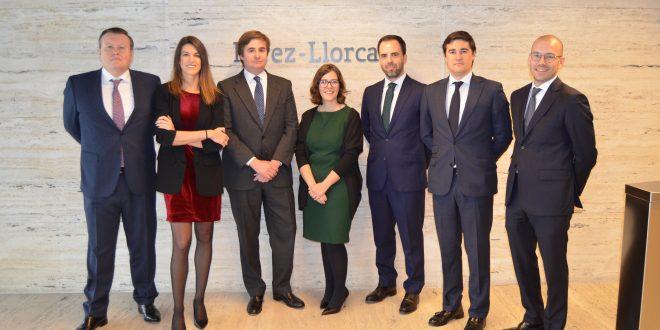 Pérez-Llorca nombra siete nuevos socios