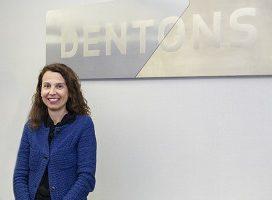 Dentons ficha a María Cortizas para su equipo de Fiscal en Madrid