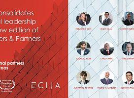 ECIJA consolida su liderazgo internacional en la última edición de Chambers & Partners 2019