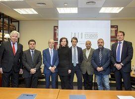 Montero Aramburu pone el foco en los incentivos fiscales al cine y las artes escénicas como alternativa de inversión empresarial