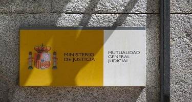 Se actualiza la estructura orgánica de la Mutualidad General Judicial