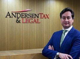 Andersen Tax & Legal nombra a Carlos Salinas como nuevo socio director de la oficina de Barcelona