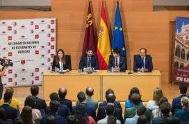 XVI Congreso Nacional de Estudiantes de Derecho en la sede de ISDE