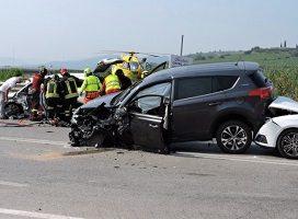 Se modifica el Código Penal en materia de imprudencia en la conducción, y se crea el delito de abandono del lugar del accidente