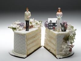 Las demandas de divorcio y separación disminuyeron un 2,4 por ciento en 2018