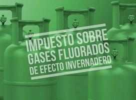 Se aprueba un nuevo modelo 586 de Declaración recapitulativa de operaciones con gases fluorados de efecto invernadero
