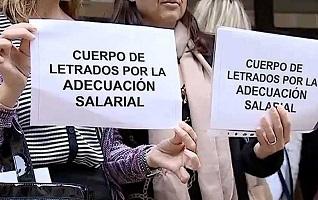 Se modifica el régimen retributivo del Cuerpo de Letrados de la Administración de Justicia