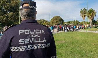 Absueltos los 45 acusados por la presunta filtración de exámenes en las oposiciones a Policía Local de Sevilla