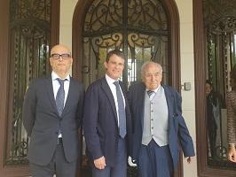 El papel de Barcelona en Europa y la actual crisis de los distintos Estados que la componen