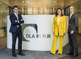 DLA Piper continúa su crecimiento y promociona a tres nuevos socios