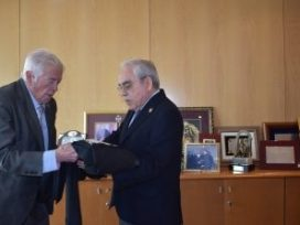 Fernando Vergel nuevo decano del Colegio de Abogados de Huelva