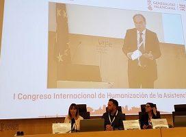 """La abogacía se incorpora al proyecto internacional de humanizaciónde la medicina por medio de la asociación """"Humanizando la Justicia"""""""