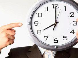 Fichar en el trabajo puede poner en peligro la flexibilidad horaria de los trabajadores