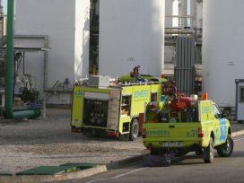 Un empleado fallecido y 15 heridos por una fuga de amoníaco en Tarragona