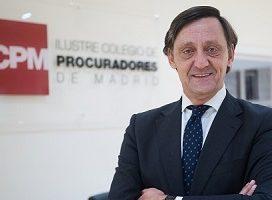El Tribunal Superior de Justicia de Madrid avala el Estatuto del Colegio de Procuradores de Madrid