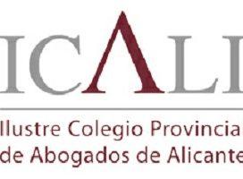 El ICALI cambiará su denominación oficial a Ilustre Colegio Provincial de la Abogacía de Alicante