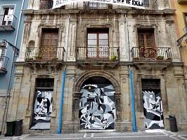 El 9 de mayo comienza el juicio contra 22 investigados por la ocupación del Palacio del Marqués de Rozalejo de Pamplona