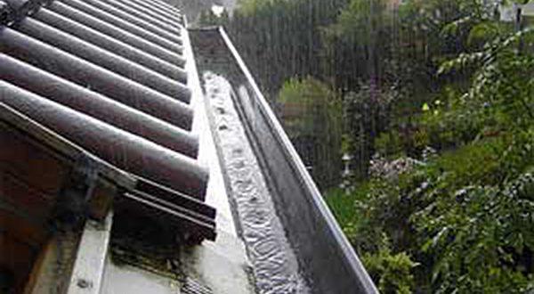 ¿Quien tiene la competencia para la reutilización de las aguas pluviales?