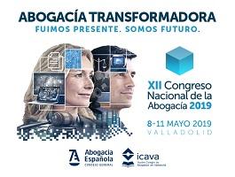 Feria de Valladolid. Resumen del éxito de las dos primeras jornadas #AbogaciaTransforma2019