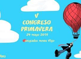 El V Congreso de Primavera de Avogados Novos de Vigo se celebrará el 24 de mayo