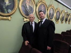 Excmo. Sr. D. Rafael Álvarez de Morales y Ruiz Matas es nombrado embajador del Tribunal de Premios Economist & Jurist