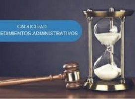 La prescripción y caducidad en el orden administrativo