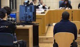 Un hombre es condenado a 4 años de carcel por atentar contra los jefes de su mujer