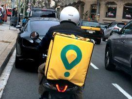 El geolocalizador de los repartidores y riders no implica la existencia de una relación de laboral