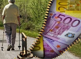 La pensión media de jubilación se sitúa en mayo en 1.137,71 euros al mes