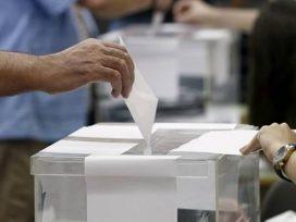 Los partidos no podrán recopilar datos acerca de las opiniones políticas de los ciudadanos
