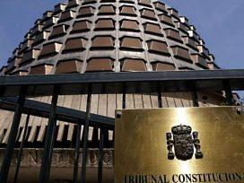 El Constitucional avala la regulación de la figura fiscal de las prestaciones patrimoniales públicas de carácter no tributario establecida en la Ley de 2017 de contratación pública