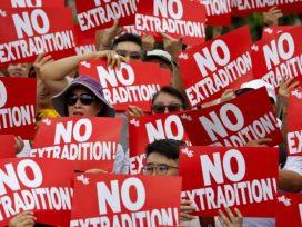 """Hong-Kong se moviliza contra la """"ley de extradición"""" que propone el gobierno"""