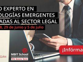 CECA MAGÁN Abogados y MBIT School lanzan un curso de Tecnologías emergentes aplicadas al sector legal