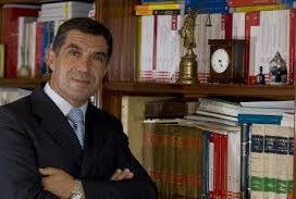 Excmo. Sr. D. Lorenzo del Río Fernández toma de posesión como Académico de Número de la Real Academia de Jurisprudencia y Legislación de Granada