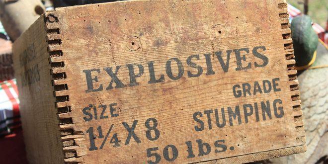 La Audiencia Nacional condena a un hombre por el depósito de explosivos