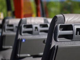 Condenan a dos hombres por sustraer un autobús de transporte público