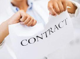 La exceptio non adimpleti contractus y la exceptio non rite adimpleti contractus
