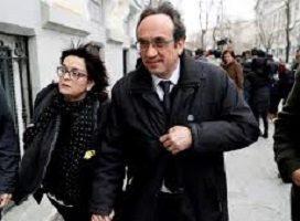 Josep Rull saldrá hoy de prisión con un permiso extraordinario por la operación de su hijo