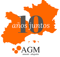 AGM Avocats celebra su 10º aniversario