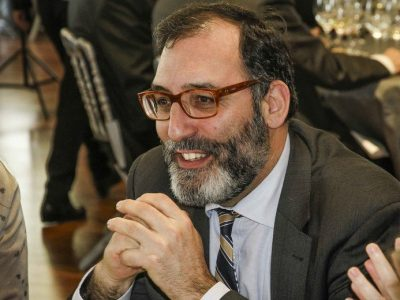 Convocatoria: jornada para la lucha contra delitos financieros con la inauguración del juez, Eloy Velasco