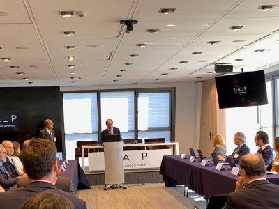 """Gómez-Acebo & Pombo, la Fundación Fernando Pombo y Blockchain Work Labs realizan la primera emisión de """"Tokens Pombo"""""""